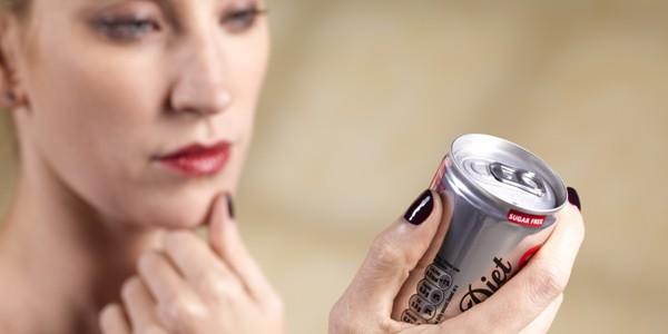 Avoid diet soda