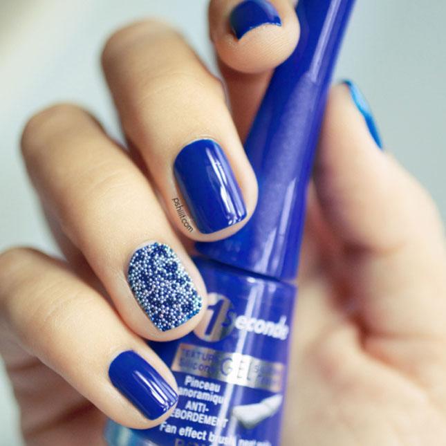 caviar nail art