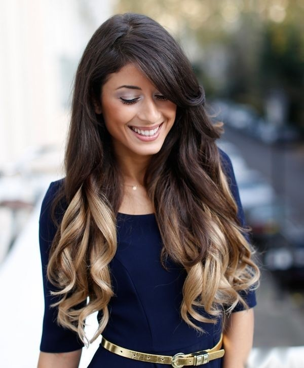 Two toned hair color : Hair Color Trends 2016
