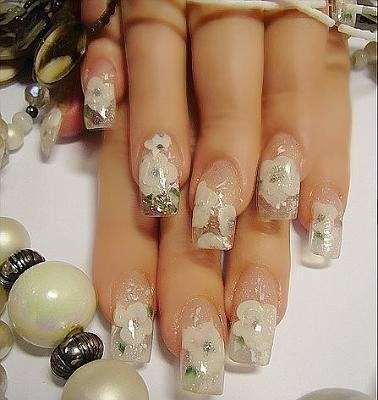 aquarium nail art