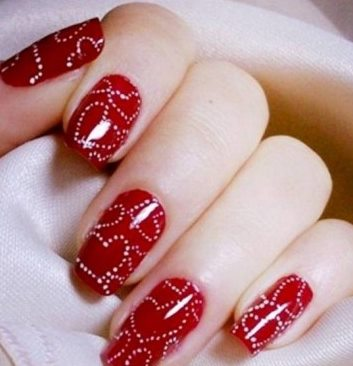 Nail Art Indian Wedding Nailarts Ideas