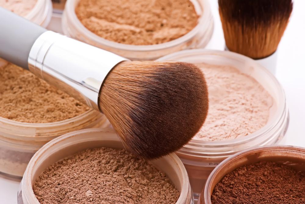 DIY Mineral Make up Powder!