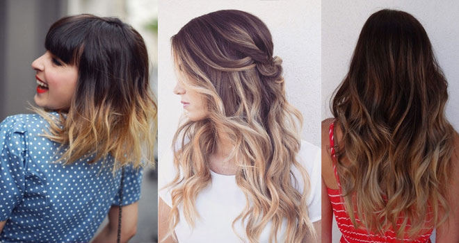15 Hottest Hair Color Trends 2016
