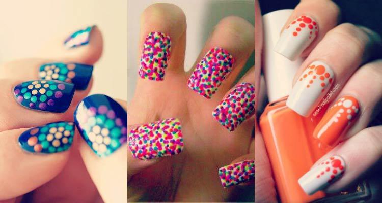 polka-dots-nail-art-ideas