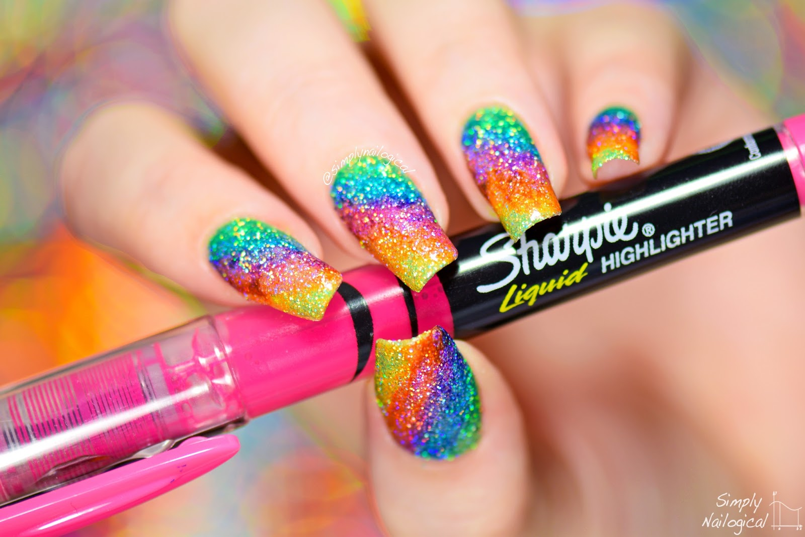60 amazing nail art designs of 2017 the womens trend sharpie nail art prinsesfo Images