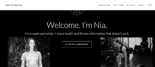 Best health Blogs for Women