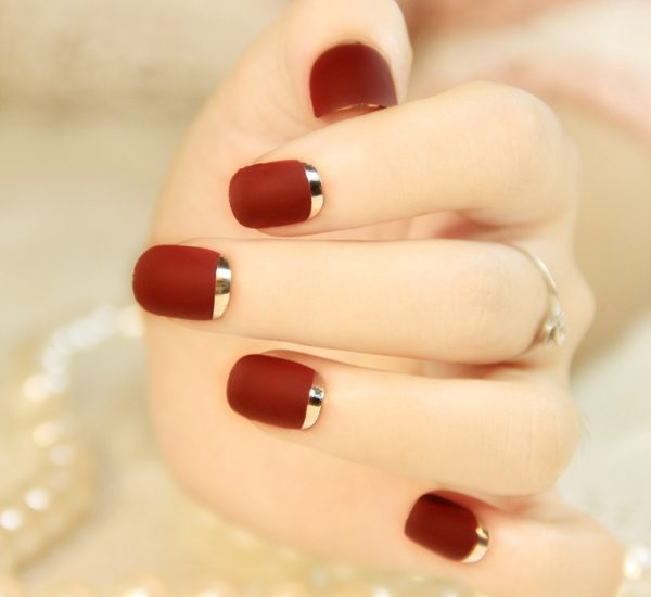 40 Best Nail Art Designs For Short Nails The Womens Trend