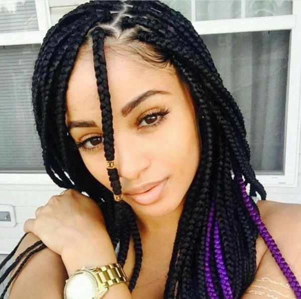 61 Beautiful Braids and Braided Hairstyles  The Womens Trend - Goddess Braids Hairstyles