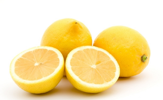 lemon to grow eyebrow