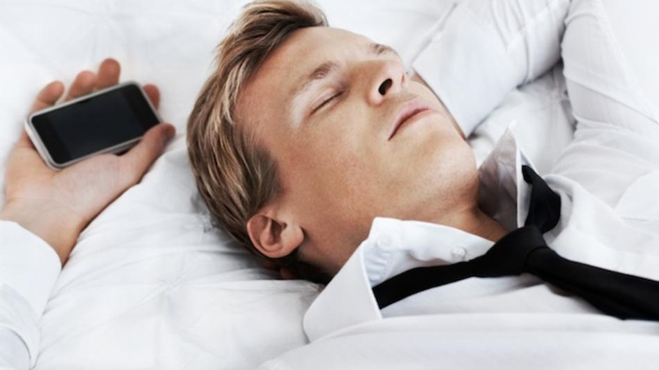 Why You Should Never Sleep Beside Your Smartphone