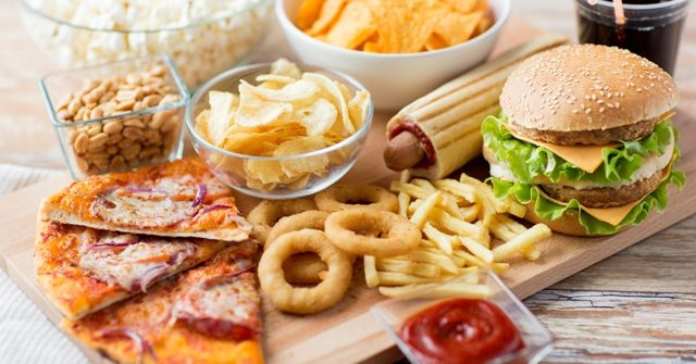 junk food - Surprising Reasons Why You have no Energy