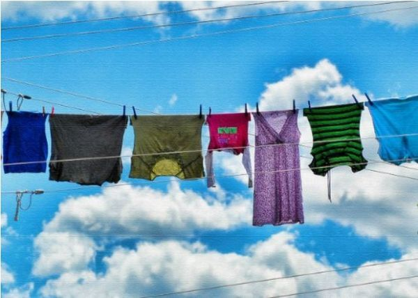 keep your clothes new
